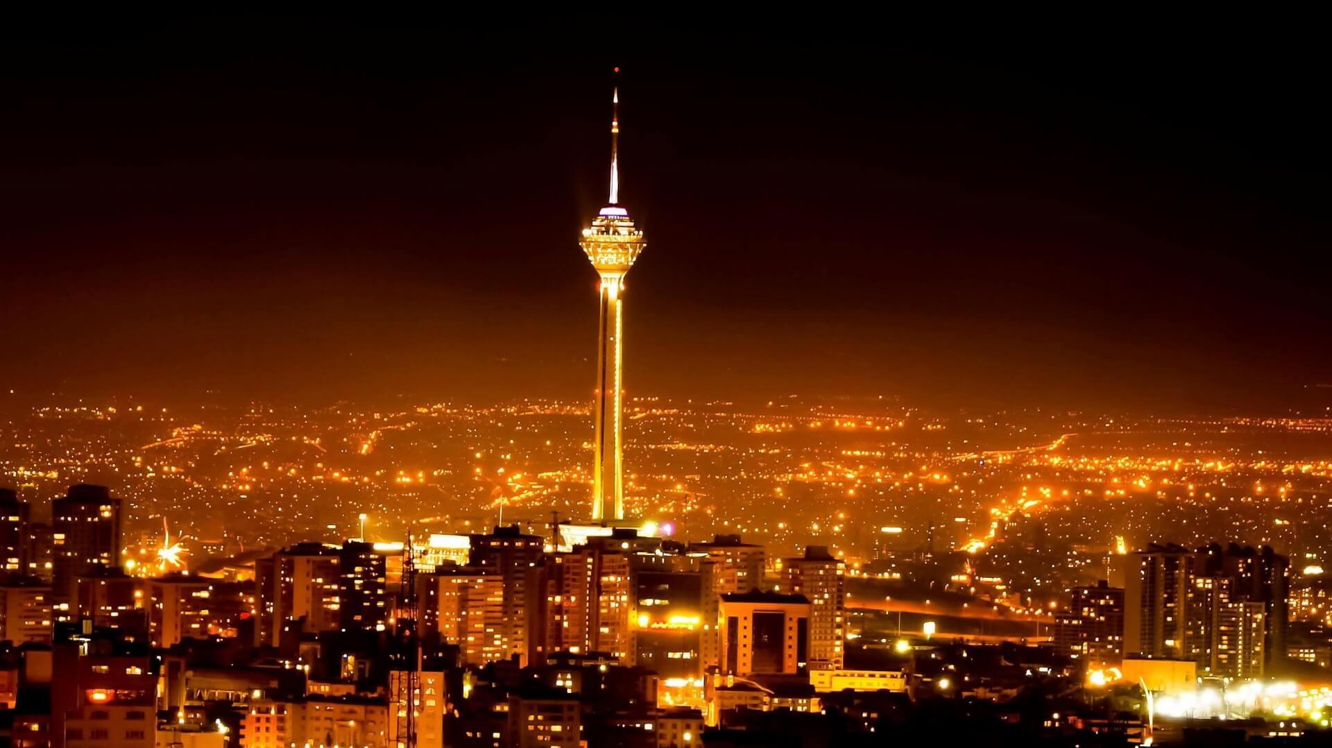 آژانس مسافرتی تهران